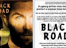 Black Road Promo Card