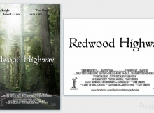 Redwood Highway Promo Card